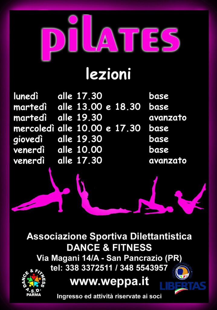 ASD Dance & Fitness - Pilates al Pareti Sport Center di San Pancrazio